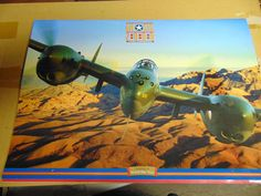 2009  Ghost Squadron Aviation in World War II Wall Calender