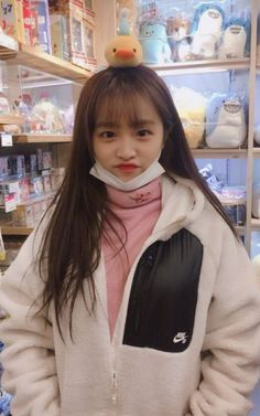 Yena, a solo singer and rapper, stumbles across a model's instagram p… #fiksipenggemar # Fiksi penggemar # amreading # books # wattpad Kpop Girl Groups, Kpop Girls, Yoon Ara, Korean Girl, Asian Girl, Secret Song, Bts Kim, Baby Ducks, Japanese Girl Group