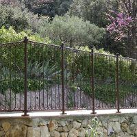 Spécialiste de la vente de barrière en fer forgé pour piscine et d'autres systèmes de sécurité, découvrez la clôture fer forgé pour piscine Art et Forge.