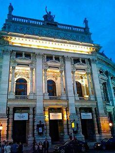 Burgtheater wien / austria / photo by koto serdar bulgu