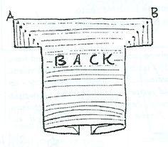 Adult Surprise Jacket Pattern [ABB] - $3.00 : FoxyKnits.com