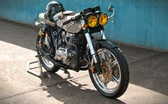 Inazuma café racer: Search results for cb400 - All Post