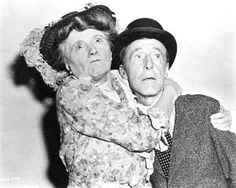 Ma & Pa Kettle... Reminds of Saturday afternoon movies when I was little.  LOVED this show !!!