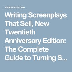 This is screenplay pdf summary based on the legendary syd fields writing screenplays that sell new twentieth anniversary edition the complete guide to turning story fandeluxe Gallery