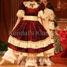 Party Girl Nutcracker Costumes - Kendal's Kloset