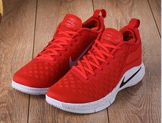 new product f2e28 3b681 Wholesale weave James witness 2.5 basketball shoes Red and white - Dicount Nike  Store,Cheap