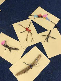 Can you make a 'stickman' ? 🍃🌿🌲 #EYFS #earlyyears #stickman #juliadonaldson #Tur barnehage