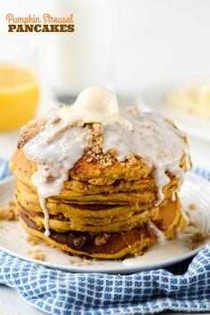 ... Pinterest | Cinnamon bun pancakes, Quinoa porridge and Orange scones