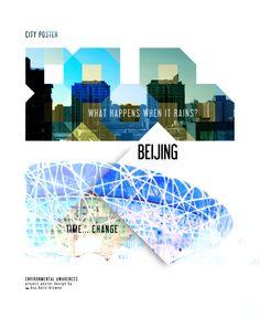 Beijing City Poster