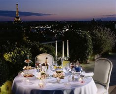 "Le Meurice™ ""The Hotel of Kings"" is a Top Award Winning Hotel Opposite Louvre in Central Paris"