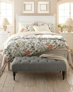 Possible stool for end of bed - only higher