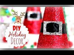 DIY Christmas Decorations ❄ Cute Holiday Room Decor