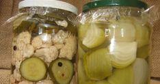 Legalább is számunkra:) Évek óta kísérletezem, hogy végre megtaláljam az a felöntőlevet, ami a legpraktikusabban használható és nag... Evo, Pickles, Cucumber, Pickle, Zucchini, Pickling