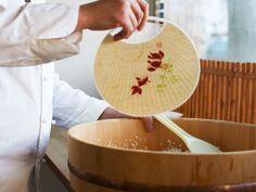 Sushiriisin valmistus