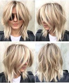 Trendy shag haircut                                                                                                                                                                                 More