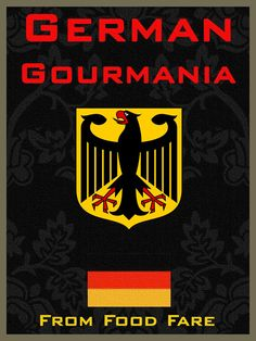 """German Gourmania"" contains a brief history of Germany, information about German dishes, German beer and other spirits, cheese, traditions, common food words, German recipes and links for further study. http://shenanchie.tripod.com/culinary/ebooks_germany.htm"
