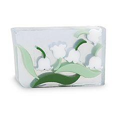 Flower Soap L.jpg 500×500 pixels