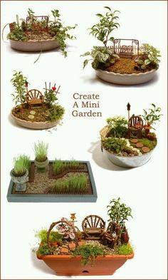 Mini Fairy Garden 51