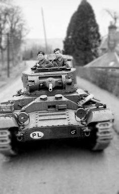 Valentine II, Polish 1st Corps, Scotland, early 1942