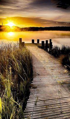 Austrália! sunset...