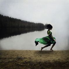 Surreal Photo Manipulations By Ex-Ballet Dancer Kylli Sparre | Bored Panda