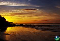 Playa-Conchal-Sunset