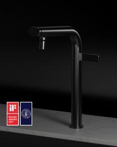 DECA CLICK - valkiriaic on Behance O Design, Design Trends, Bathroom Design Luxury, User Experience, Timeless Design, Industrial Design, Faucet, Kitchen Decor, Behance