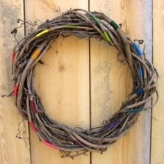 10 nature inspired projects using branches! (image: Duo Fiberworks)