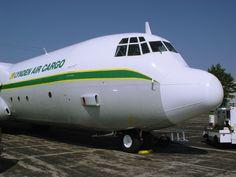 Lynden Air Cargo - Lockheed L-100-30 Hercules freighter