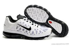 Nike Air Max 2011 Mens Livestrong White Obsidian