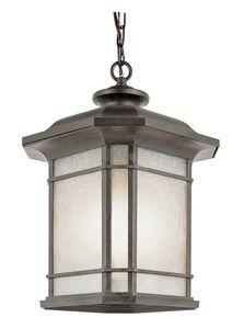 CanadaLighting | Corner Window - One Light Outdoor Hanging Lantern