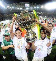 Palmeiras tricampeão!!!!
