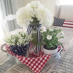 "235 Likes, 6 Comments - Home By Heidi (@homebyheidi) on Instagram: ""Happy 4th everyone! I love this time of year! Here is a picture from a few years ago. I wish my…"""