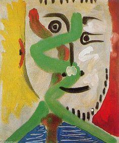 de Pablo Picasso (1881-1973, Spain)