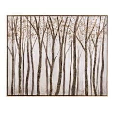Metallic Trees