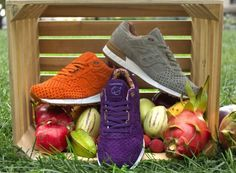 "New Images Of The Play Cloths x Saucony Shadow 5000 ""Strange Fruit"" Pack 