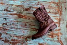 Loving these boots by Bendito Pie!