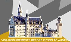 Know the Visa Requirements before Flying to Austria Austria, Louvre, World, Easy, Travel, The World, Voyage, Viajes, Traveling