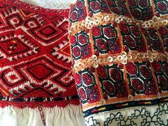 Romanian Blouses - details (ciupag, altita) Folk Embroidery, Romania, Bohemian Rug, Ethnic, Textiles, Costumes, Traditional, Detail, Handmade