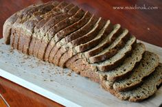 Different Gluten Free bread recipes to try.
