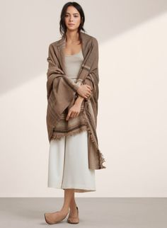 Mejuki Made - Aritzia Fall Winter Outfits, Spring Outfits, Eco Friendly Fashion, Scarf Hat, Weekend Style, Scarf Styles, Casual Outfits, Casual Clothes, Street Style