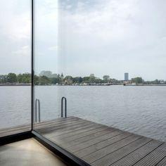 Modern Houseboat à Berlin - Journal du Design
