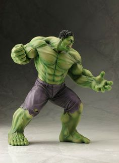 Kotobukiya's ARTFX+ line continues with the Hulk Avengers Now ARTFX+ Statue! Based on artwork created specifically for this series by Adi Granov, Hulk comes straight off the comic page in […] Hulk Marvel, Marvel Comics, Hulk Avengers, Thanos Marvel, Arte Do Hulk, Comic Character, Character Design, Hulk Artwork, Comic Art