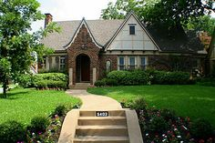 This is exactly what I want.. A cute, old, little house, with lots of character.