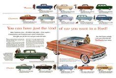 Ford,LIFE 5 Apr 1954