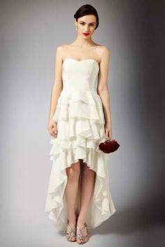 Vestido tipo flamenco on pinterest flamenco dresses for Flamenco style wedding dress