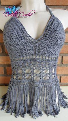 Feita com Linha 100% algodão <br>esta pela veste 40 ao 44 <br>Disponível <br>Outras cores e tamanho sobre encomenda <br>prazo de produção 10 a 15 dias