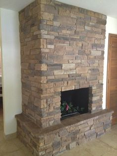Refacing Fireplace With Stone Veneer WoodWorking