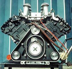 Cosworth Grand Prix Engine