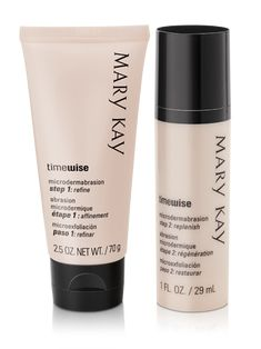 TimeWise® Microdermabrasion Set - - Catalog - Mary Kay